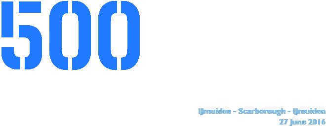 500-Mile North Sea Race